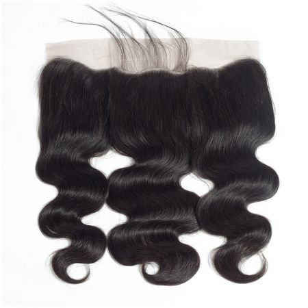 Today Only Hair Brazilian Body Wave 13 * 4 Ear to Ear Lace Frontal Closure With Baby Hair Virgin Hair Frontal