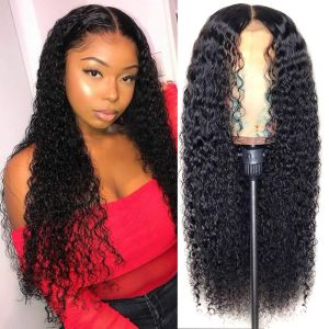 13x6 Lace Frontal Wig Curly Human Hair Wigs For Women Kinky Curly 360 Lace Front Human Hair Wigs Brazlian Virgin Hair Hair