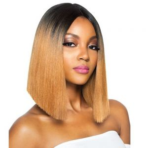 Today Only Hair Bob Straight Lace Frontal Human Hair Wigs For Black Women Blonde Lace Front Wig Ombre Human Hair Frontal Wig Virgin Hair