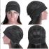 Todayonly Hair Headband Straight Glueless 12-26 inch Human Hair Glueless Wig Color Random