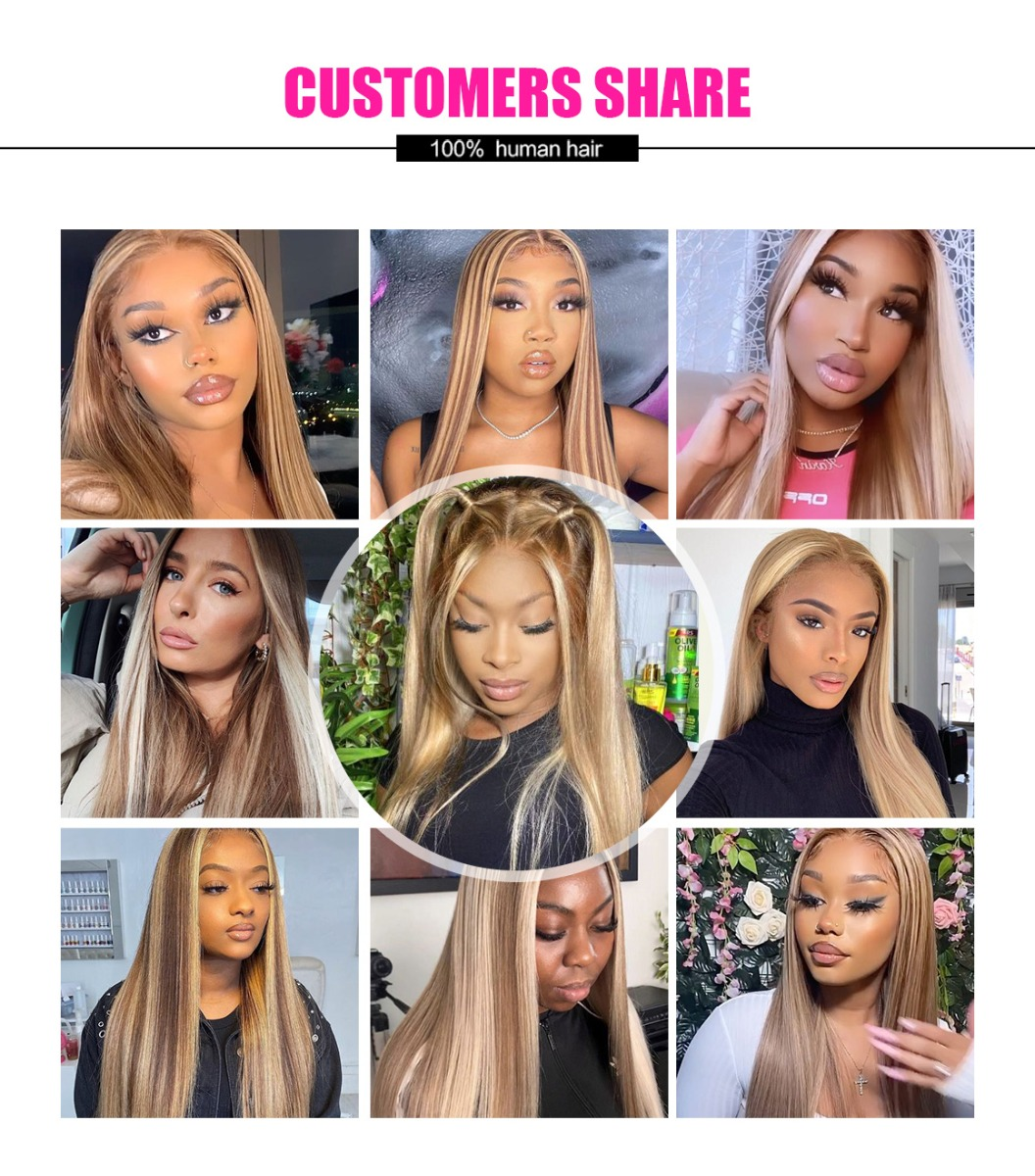 piano blonde lace part wig