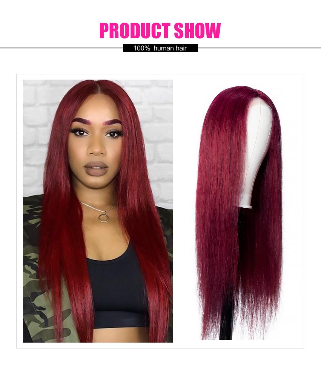 99j lace closure hair wig