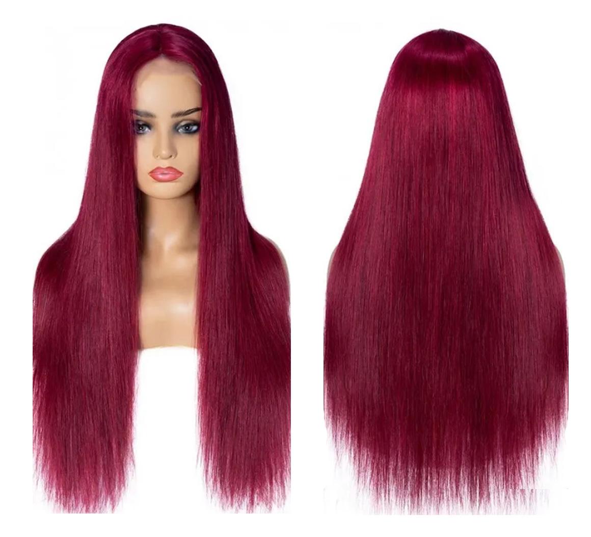 99j lace closure wig