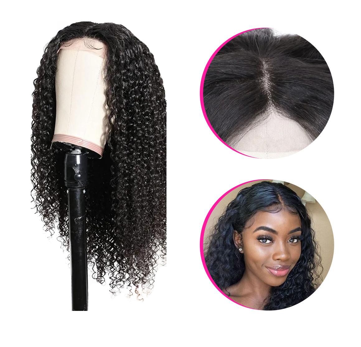 Brazilian Curly Lace part